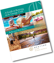 Download our free retirement community guide to learn everything about Ovation Sienna Hills community.