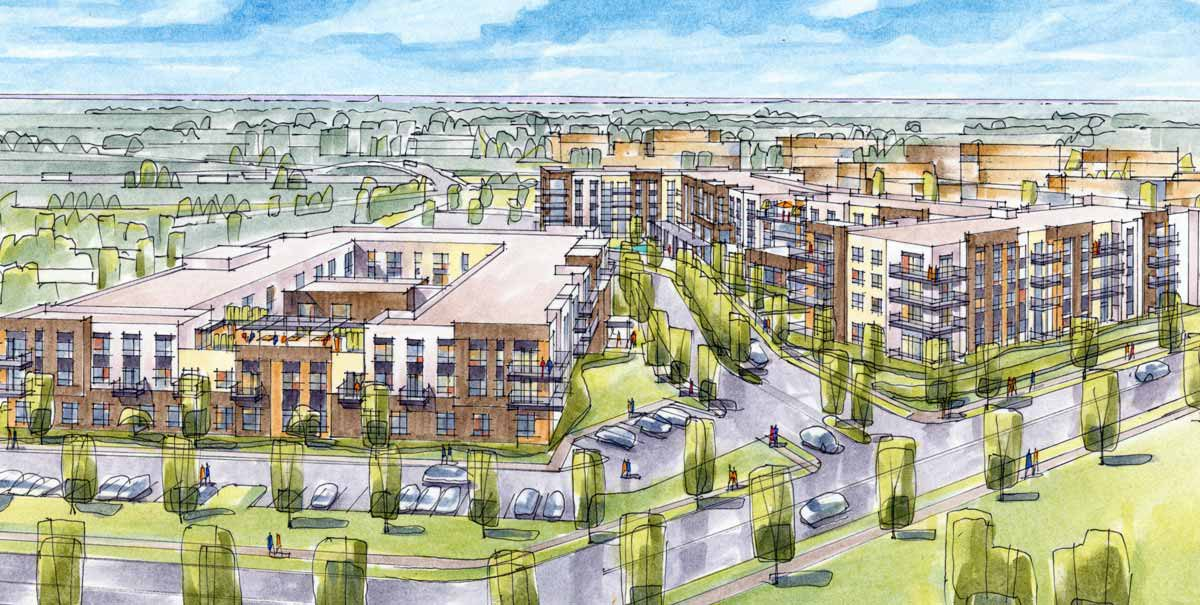Senior living complex among first to sign lease for Omaha's West Farm development