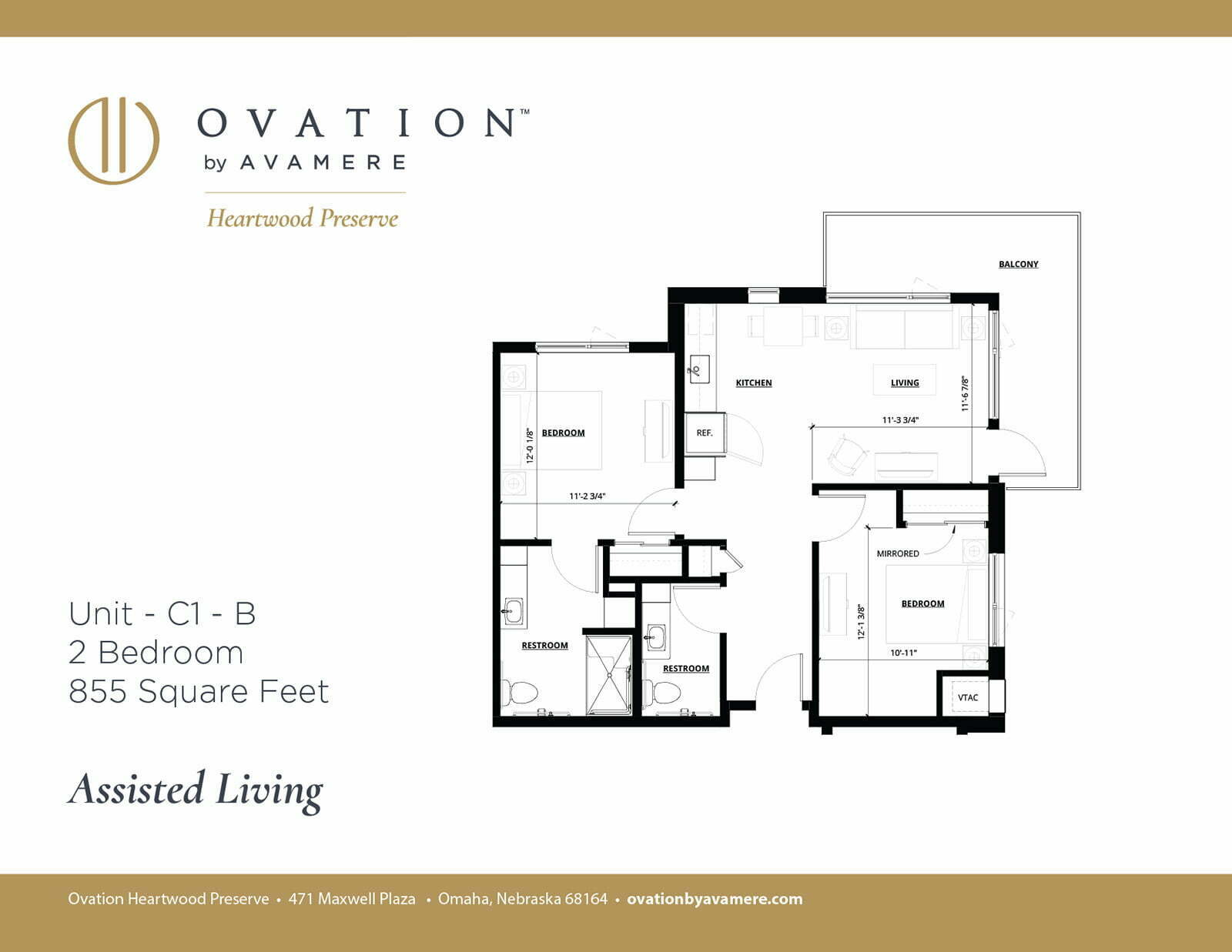 Assisted Living | Room C1 - B