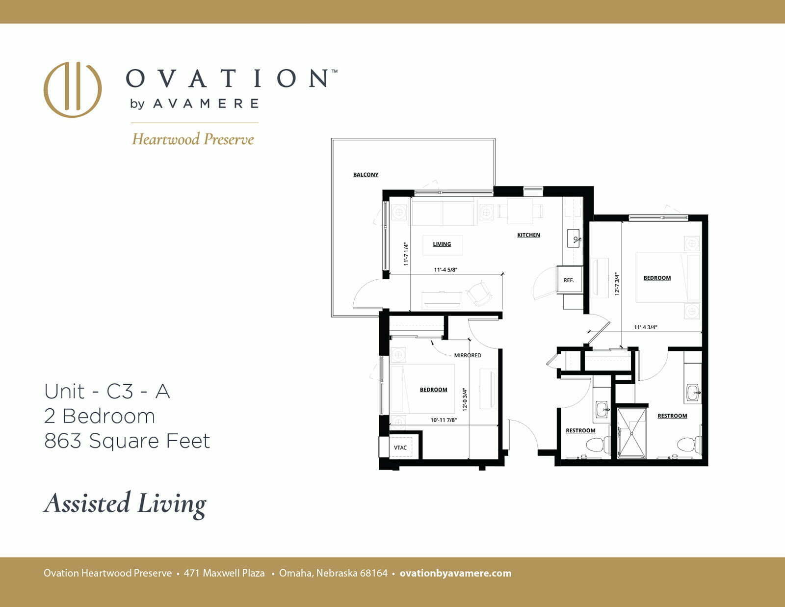 Assisted Living | Room C3 - A