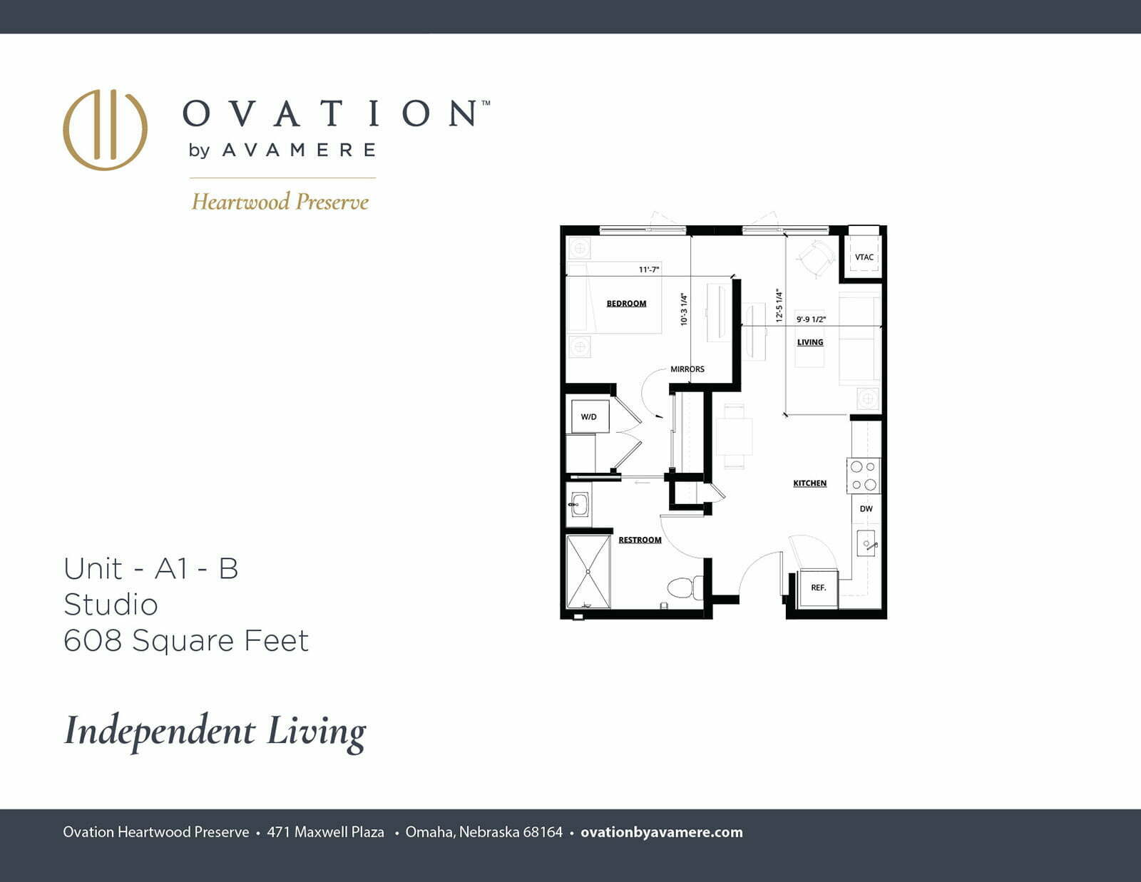 Independent Living | Room A1 - B