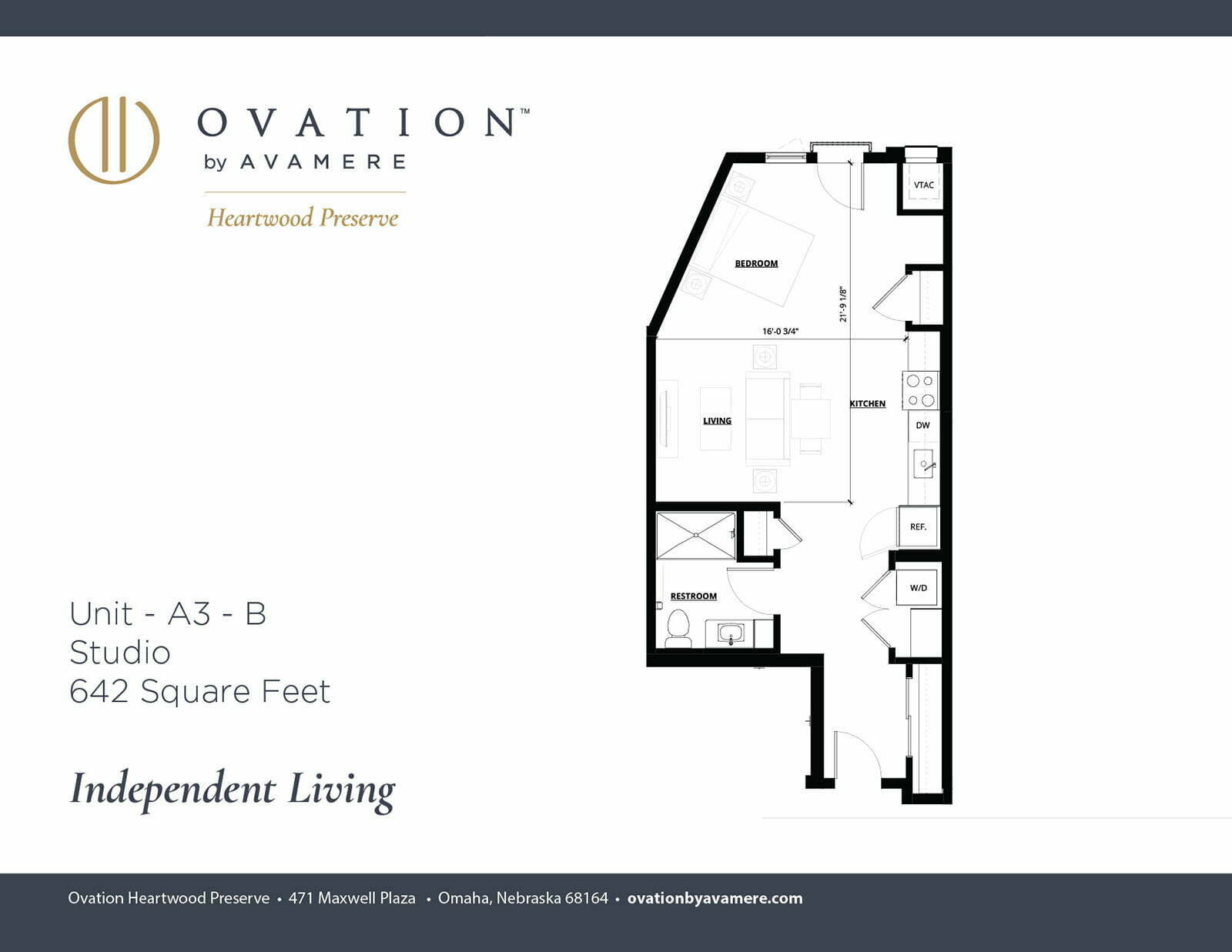 Independent Living | Room A3 - B