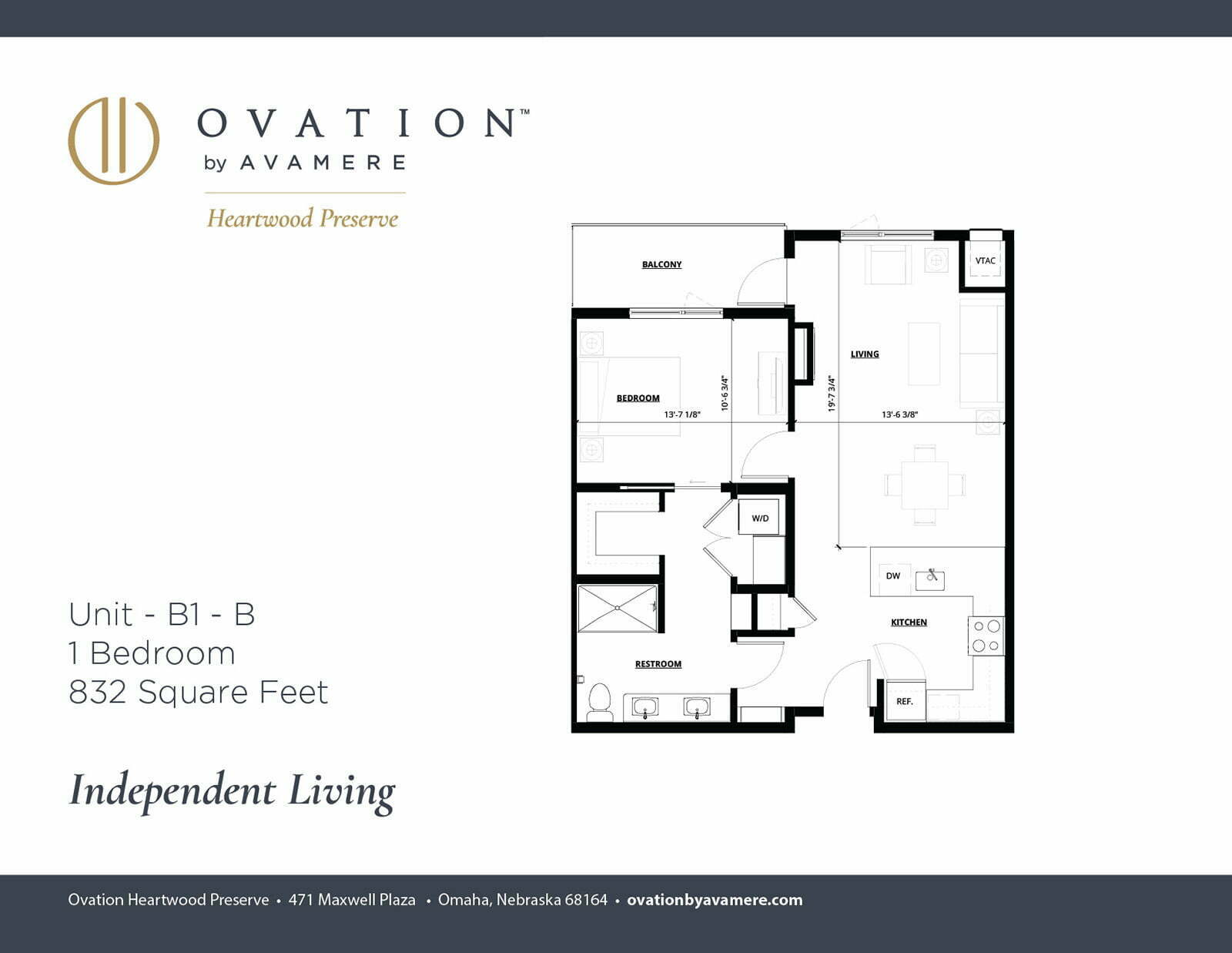 Independent Living | Room B1 - B