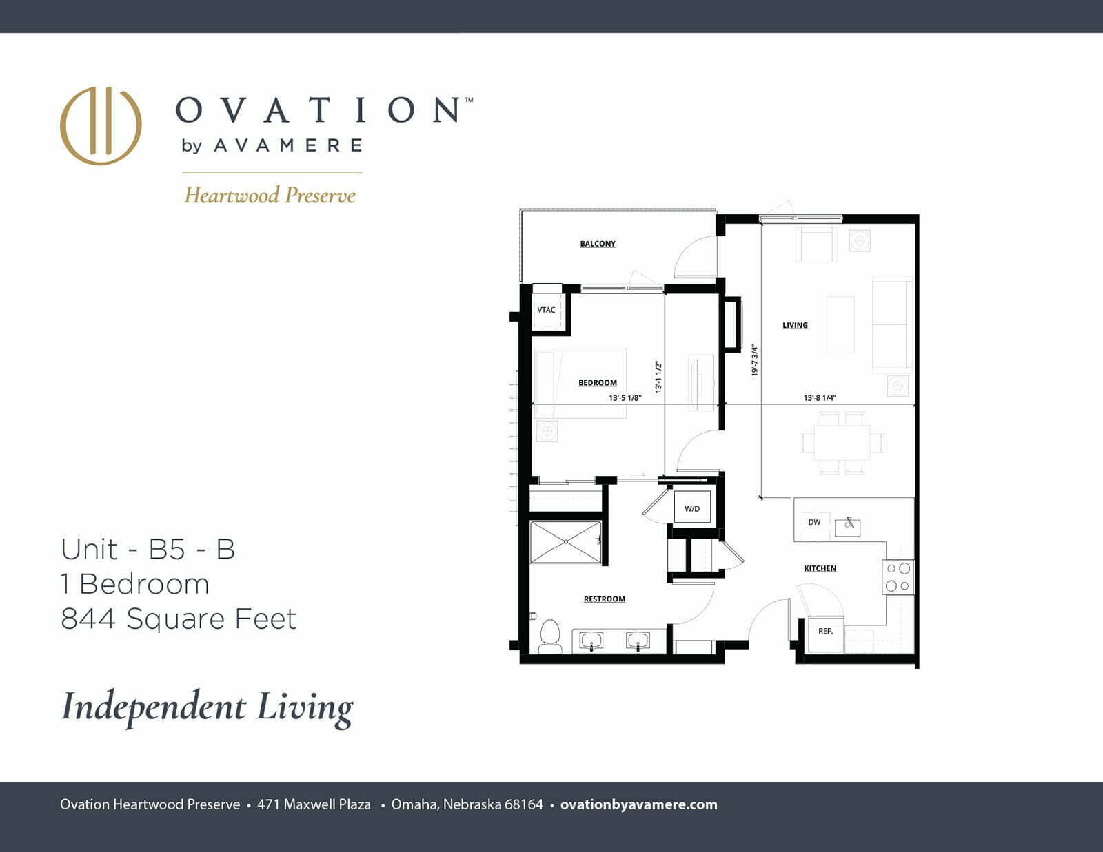 Independent Living | Room B5 - B