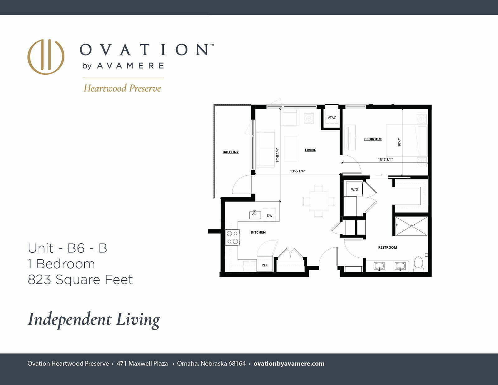 Independent Living | Room B6 - B