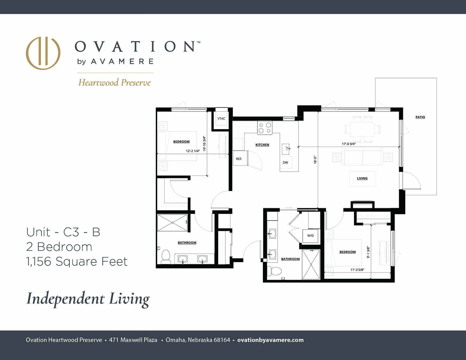 Independent Living | Room C3 - B
